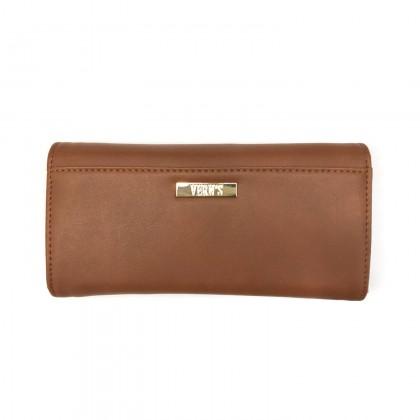 VERN'S Ladies Long Wallet - B01038110