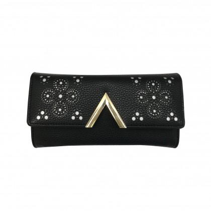 VERN'S Ladies Long Wallet - B01036610