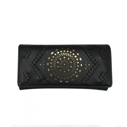 VERN'S Ladies Long Wallet - B01037810