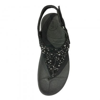 VERN'S Backstrap Flat Sandals - S32022910