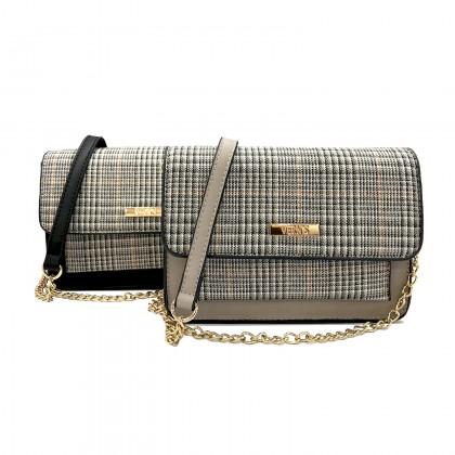 VERN'S Korean Fashion Ladies Sling Bag - B06005210
