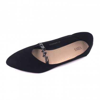 VERN'S Dress Flat Pumps - S11031510