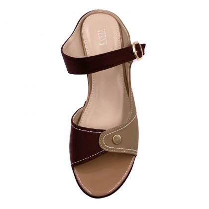 VERN'S Fashion Wedge Sandals - S05088010