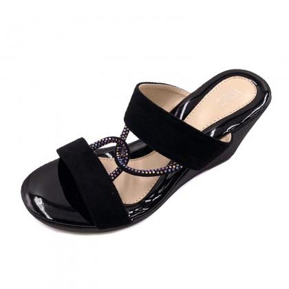 VERN'S Fashion Wedge Sandals - S06025110