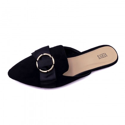 VERN'S Casual Pointed Flat - S11032710