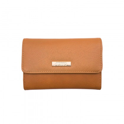 VERN'S Classic Snap Button Wallet - B01039010