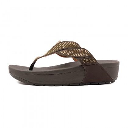 VERN'S Comfy Diamond Flip Flops - S02091410