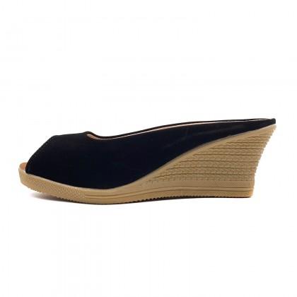VERN'S Peep Toe Wedge - S19015710