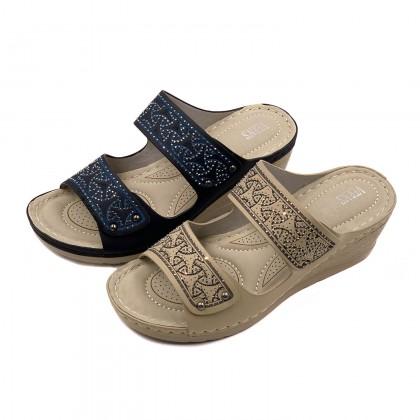 VERN'S Comfy Sandal Wedges - S60008710